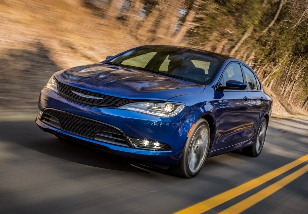 Chrysler 200 отправили на покой - «Chrysler»