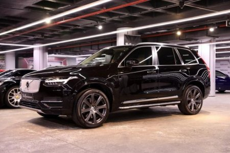 Гибридный Volvo XC90 Т8 Twin Engine стал доступен по подписке - «Автоновости»